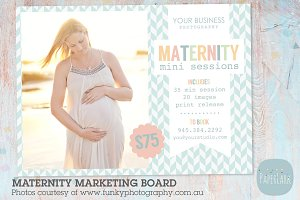 IR002 Maternity Marketing Board