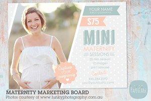 IR003 Maternity Marketing Board