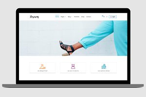Dream - A Lovely Divi Child Theme