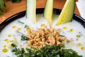 tarator soup