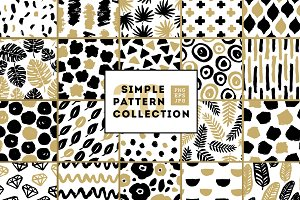 Simple patterns collection