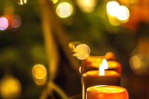 Candles / Christmas