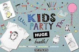 KIDS Party! Huge bundle