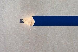 Carpenter builder pencil