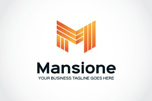 Mansione  Logo Template