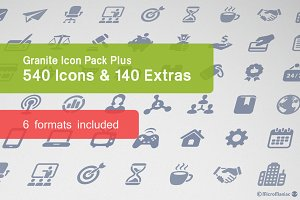 Granite Icon Pack Plus