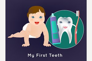 My First Teeth Image