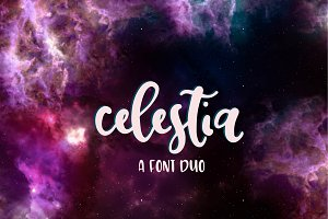 Celestia : A Font Duo