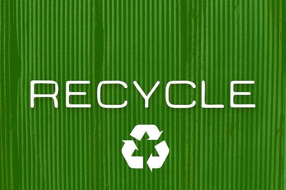Recycle Set