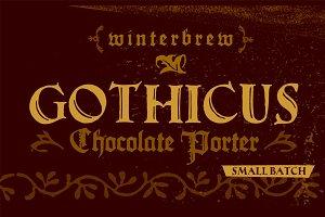Gothicus™ Set