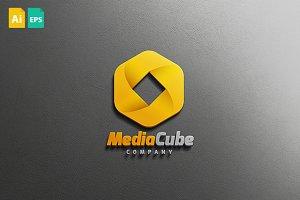 MediaCube Logo