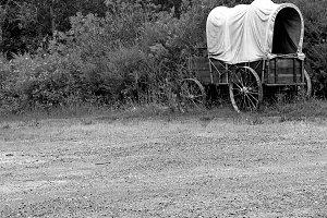 Wild West Wagon!