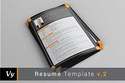 Resume Template v.02