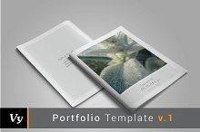 Portfolio Template v.01