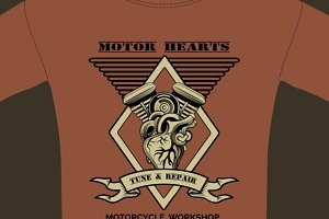 Motor Hearts Motorcycle Workshop