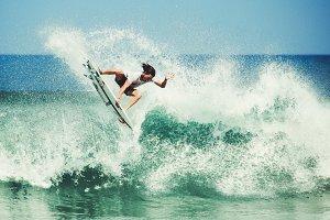 good wave surf time
