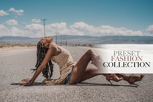 Fashion v1 Lightroom Presets