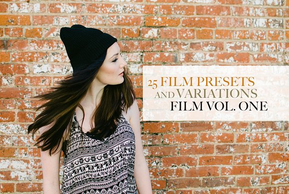 Film Volume One Presets