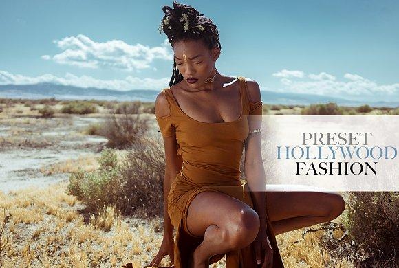 Hollywood Fashion Preset