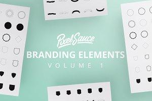 100 Branding Elements vol 01