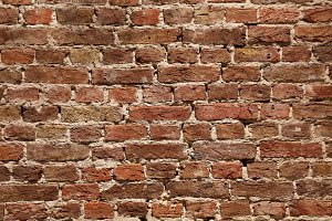 brick wall textured