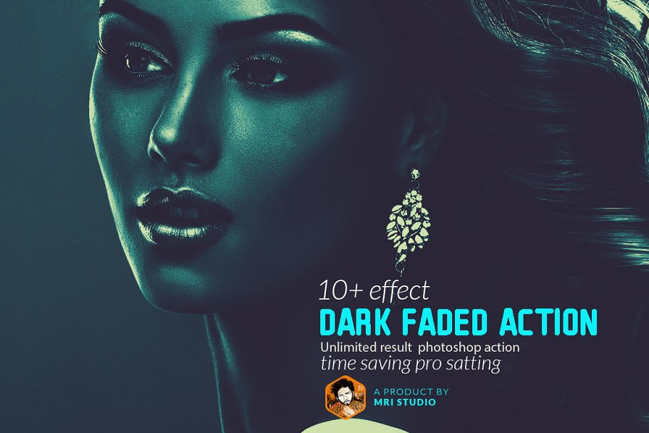 Dark Faded Action