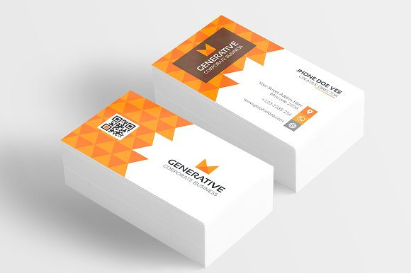 Business card template vol03 business card templates creative business card template vol03 business card templates creative market fbccfo Image collections