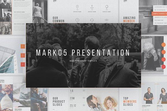 MARK05-Keynote Template
