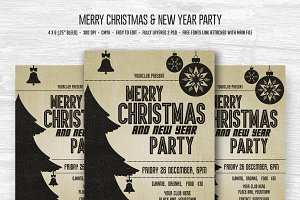 Christmas and New Year Party
