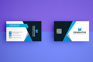 Business Card Template | vol.04