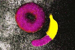 Banana and Donut Minimal surreal