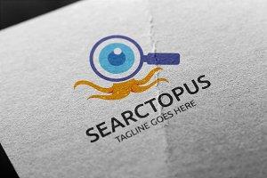 Searctopus Logo