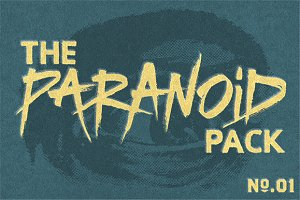 Paranoid Pack No.01