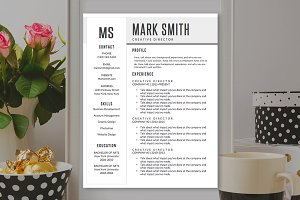 Resume Template (MS Word)