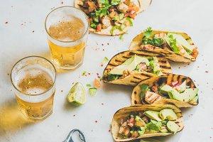 Gluten-free healthy corn tortillas