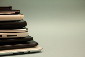 Devices in a Stack - Mint