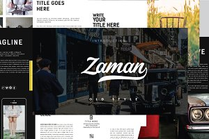 Zaman Multipurpose Powerpoint