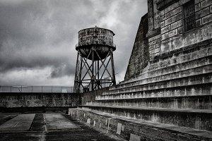 Alcatraz playground