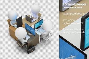3D Small People - Development Team