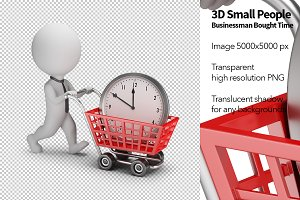 3D Small People - Bought Time