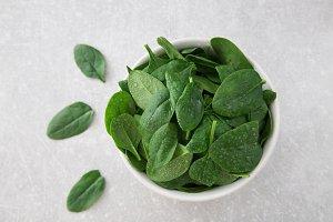 mini spinach