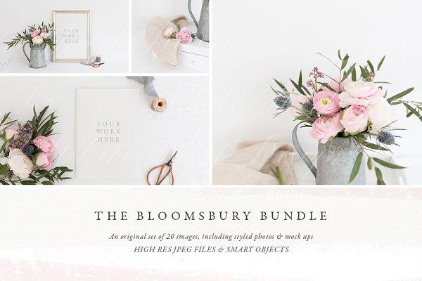 The Bloomsbury Mock up Bundle