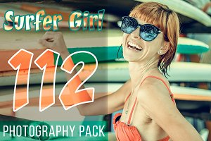 Surfer girl (112 photo pack, 1.7 Gb)