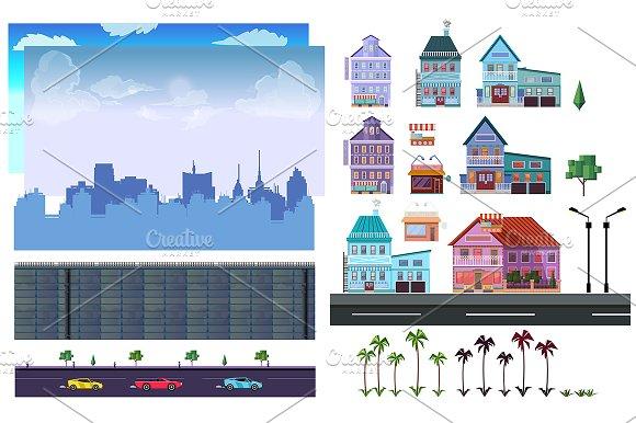 City Game Level Kit 2
