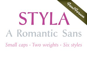 Styla Volume with 6 Styles