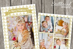 2014 Christmas Card Template