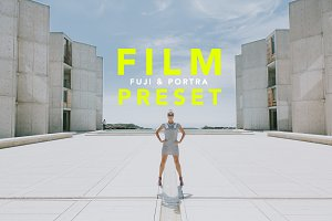 FILM PRESET BUNDLE