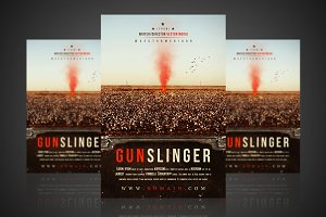Gunslinger - Poster