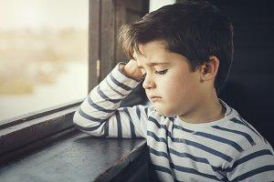 Sad boy