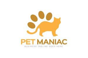 Pet Maniac Logo